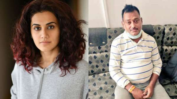 Taapsee Pannu Reacts To Vikas Dubey Encounter, Says Did Not Expect This