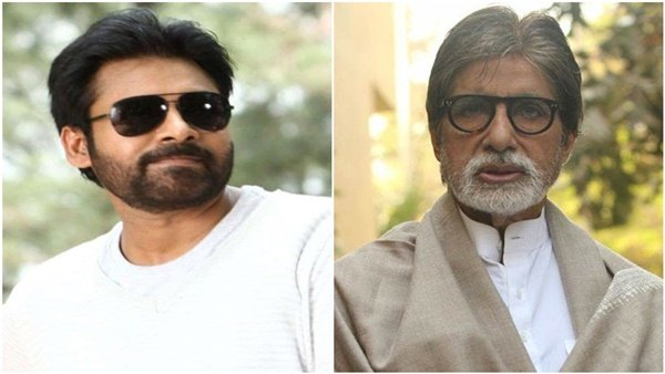 Pawan Kalyan Pens Special Note For Big B!