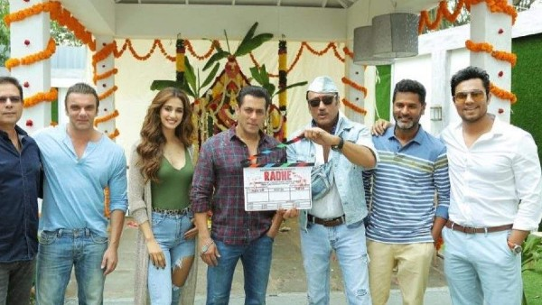Salman Khan, Disha Patani Will Not Travel Abroad For Radhe