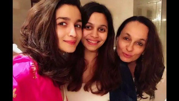 Alia Bhatt's Mother Soni Razdan Lashes Out At Instagram
