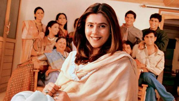 20 Years Of Kyunki Saas Bhi Kabhi Bahu Thi: Ekta Kapoor Reminiscences Pitching The Show To Star Plus