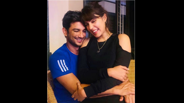 Rhea Receives Hatred From Netizens For Her Post On Sushant!