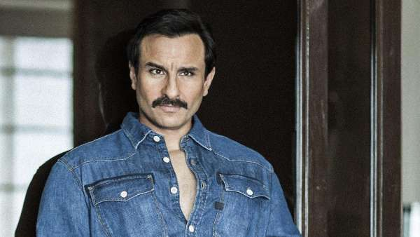 Saif Ali Khan Opens Up About His Run-In With Nepotism