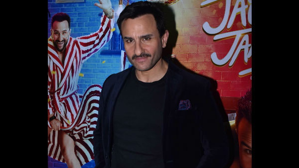 Netizens Mock Saif Over His Statement On Nepotism!