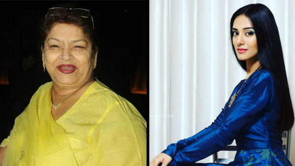 Amrita Rao Reminisces Her First Meet With Saroj Khan: She Was Very Strict; I Was Scared Of Her