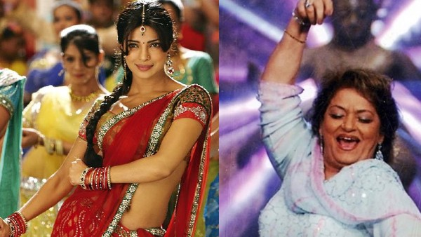 Priyanka Chopra Says Her Teenage Dreams Came True When Saroj Khan Choreographed Her In Agneepath