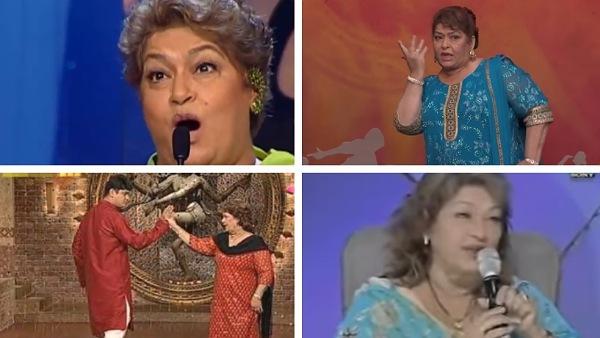 Late Choreographer Saroj Khan Was Judged These Shows