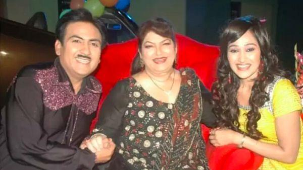 Saroj Khan Choreographed Dilip Joshi & Disha Vakani On TMKOC