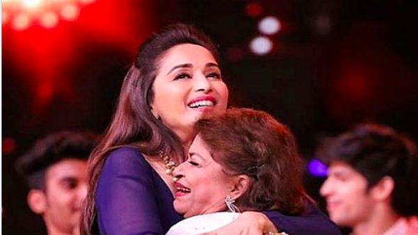 Madhuri Dixit Pays Guru Purnima Tribute To Saroj Khan: She Taught Me How To Romance The Camera