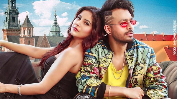 Shehnaaz Gill And Tony Kakkar's Kurta Pajama First Look Poster Revealed; Fans Super Excited!