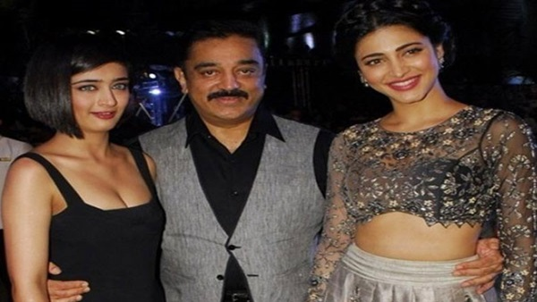 Shruti Haasan & Sister Akshara Haasan Not A Part Of Don't Breathe Remake?