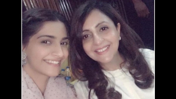 In The Same Interview, Sonam Was Also All Praise For Her Mother-In-Law