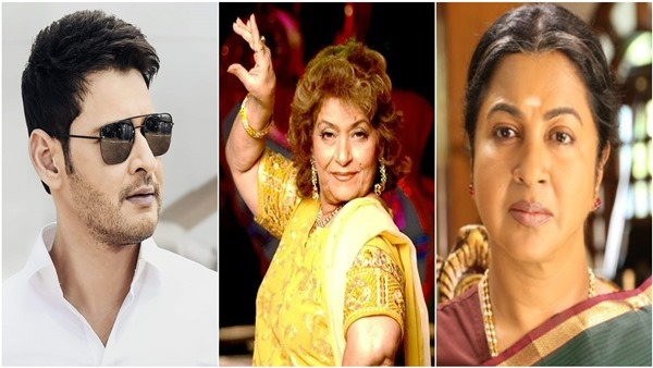 South Celebs Mourn Saroj Khan's Death!