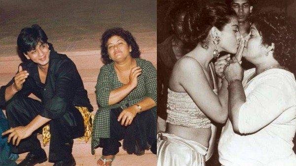 SRK, Kajol And Others Pay Tribute To Saroj Khan
