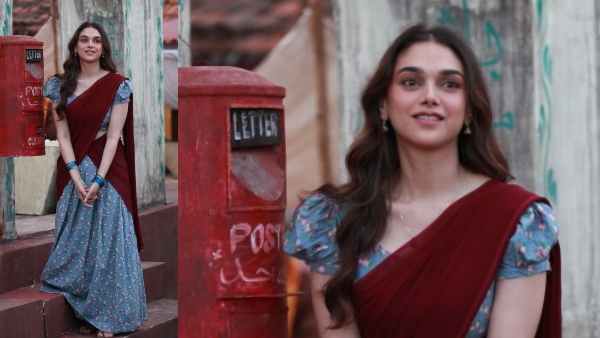 'I'm Excited And Very Grateful', Says Aditi Rao Hydari About Sufiyum Sujatayum