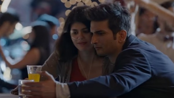 Dil Bechara Song Taare Ginn: Sushant-Sanjana's Love Ballad Is Soothing To The Ear