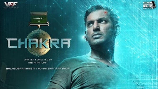 Vishal's Chakra Eyeing For Direct-To-OTT Release!