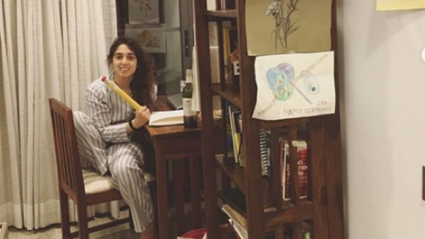Aamir's Daughter Ira Khan Moves Into New House