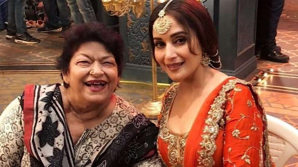 Madhuri, Govinda And Others Were In Touch With Saroj Khan