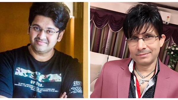Kamaal R Khan Claims He Is Being Bullied By Bollywood The Same Way Sushant Allegedly Was