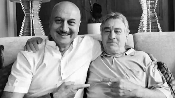<strong>ALSO READ: </strong>Anupam Kher Reveals Story Behind Photo With Robert De Niro; Says It's His Most Priceless Possession