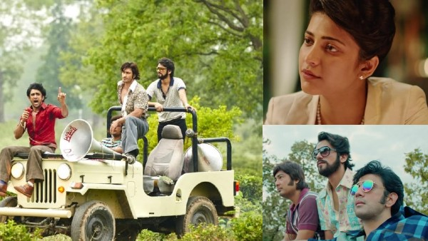 Yaara Trailer: Vidyut Jammwal, Amit Sadh, Shruti Haasan's Crime Drama Is An Ode To Friendship