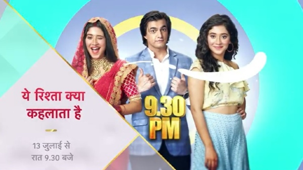 Yeh Rishta Kya Kehlata Hai Is Back With Double Fun! Fans Excited To See Naira In Dual Role