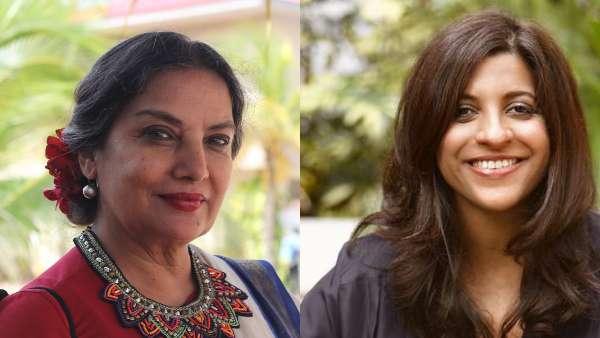 Shabana Azmi Reveals Zoya Akhtar Tests Negative For COVID-19