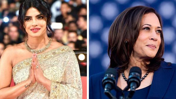Priyanka Chopra Celebrates Kamala Harris Being Chosen As Us Vice Presidential Candidate By Democrats