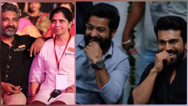 Also Read : SS Rajamouli's Wife Rama Penning Dialogues For Ram Charan-Jr NTR's RRR!