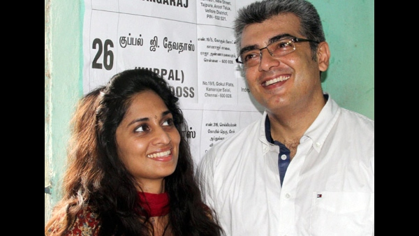 Thala Ajith And Shalini S New Video With Family Goes Viral
