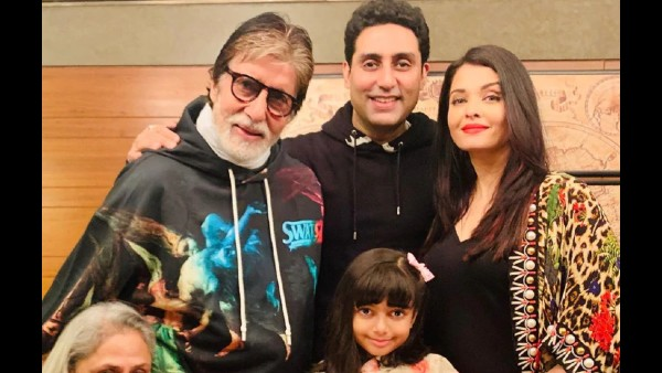 Abhishek Bachchan On How He Is Spending Lockdown Time With Aaradhya And Other Family Members