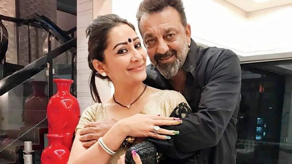 Earlier, Maanayata Dutt Had Reacted To Reports About Sanjay Dutt Travelling To The US For Medical Treatment