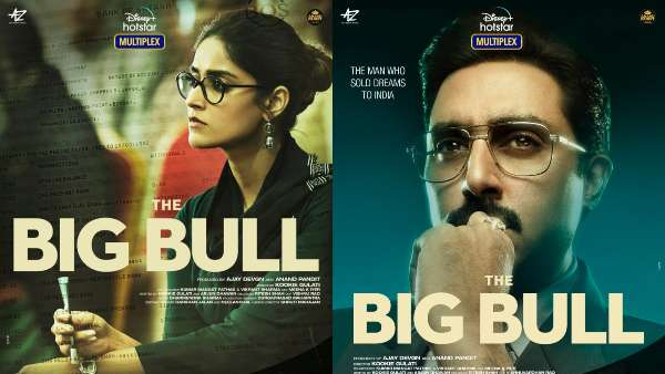 The Big Bull Is Ileana And Abhishek's Second Project With Ajay Devgn