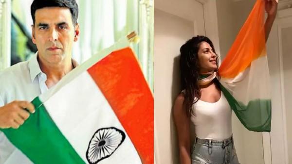 Also Read : Independence Day 2020: Akshay Kumar, Priyanka Chopra, Kareena Kapoor And Other Celebs Wish Fans