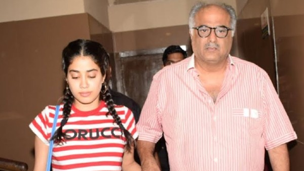 Janhvi Kapoor Says Her Father Was Affected By The Criticism Directed At Her