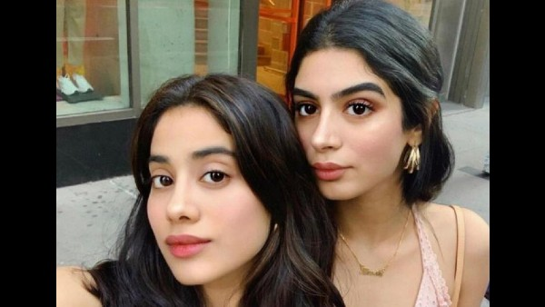 Janhvi Kapoor Reveals Her Sister's Reaction
