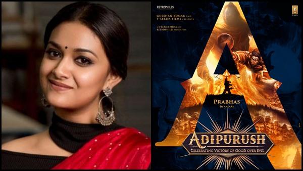 Adipurush: Keerthy Suresh To Play Sita In Prabhas' Next Epic Drama?