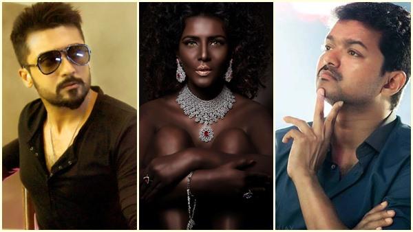 Meera Mitun Calls Vijay & Suriya Fans 'The Most Cruel Racist'; Supports #BlackLivesMatter
