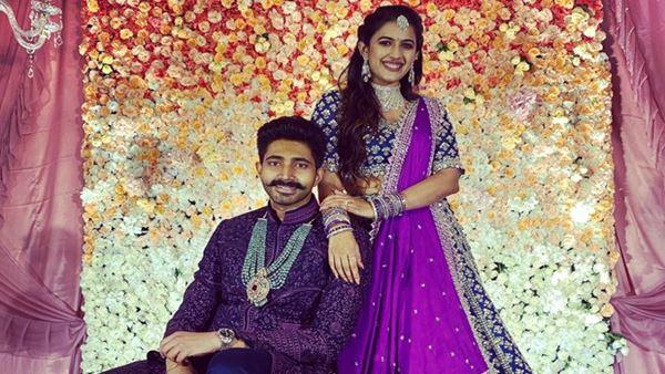 Niharika Konidela Engaged To Chaitanya Jonnalagadda! Ram Charan, Allu Arjun Grace The Event [PICS]