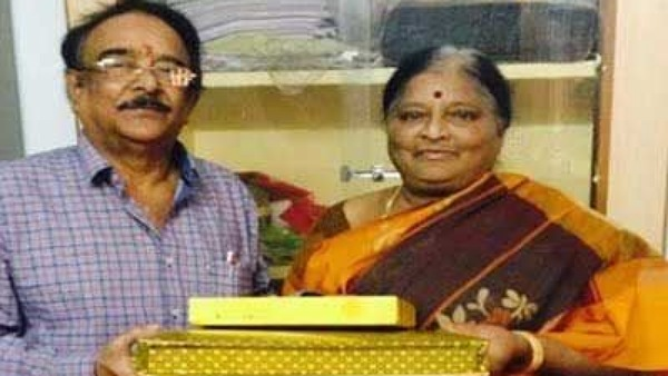 Paruchuri Venkateswara Rao's Wife Vijayalakshmi Is No More
