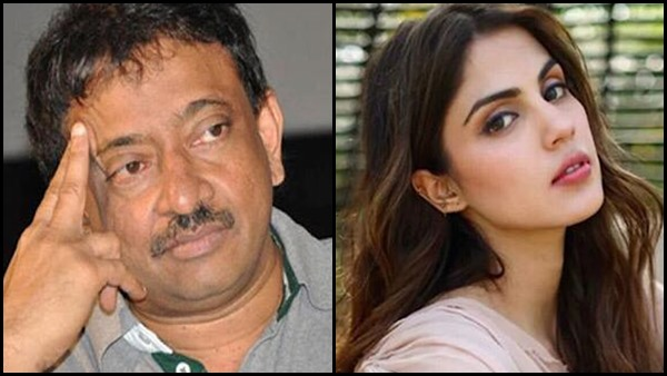 ALSO READ: Ram Gopal Varma Says Rhea Chakraborty Should Do Non-Stop Interviews