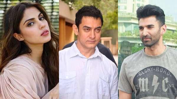 Rhea Chakraborty Call Records: Actress Called Aamir Khan, Aditya Roy Kapur, And Others