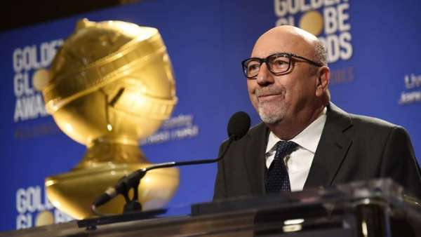 Lorenzo Soria, President Of Golden Globes Group, Passes Away