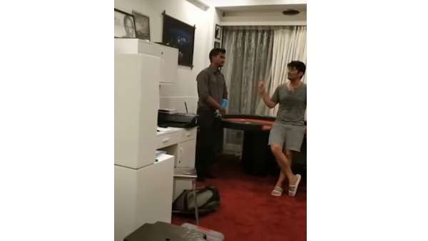 Priyanka Can Be Seen Threatening To Call The Police