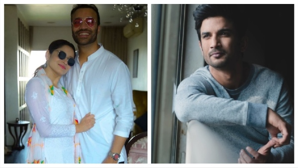 Ankita Lokhande & BF Vicky Jain Request Everyone To Join Global Prayer Meet For Sushant On I-Day