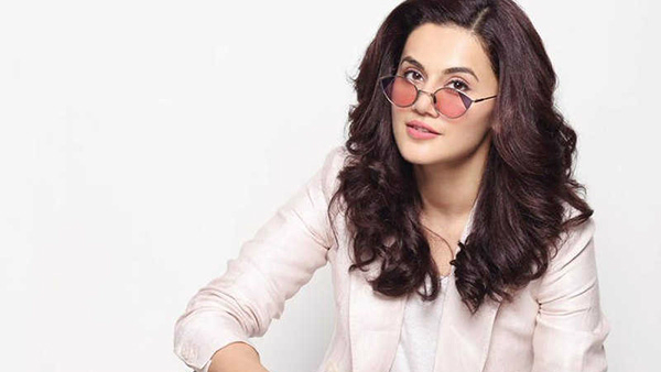 Taapsee Does Not Fear To Call A Spade A Spade