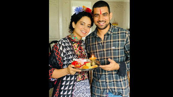 Rakhi 2020: Kangana Pens A Note For Her Brother!