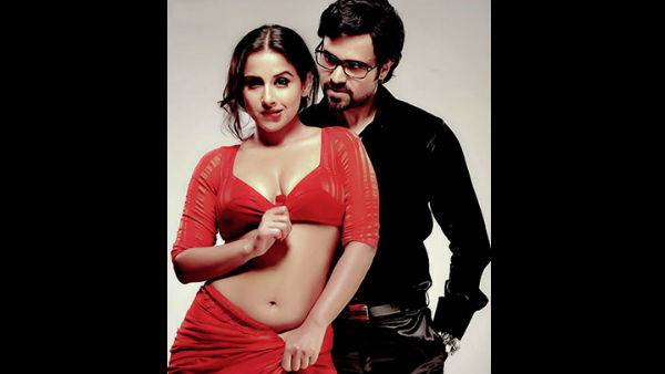 Vidya Was Confident Enough To Pull Of The Dirty Picture