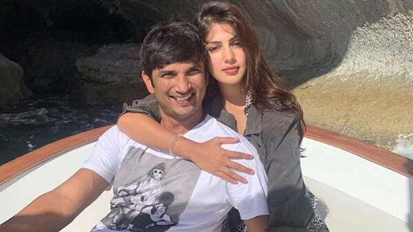 CBI Files FIR Against Rhea In Sushant's Death Case